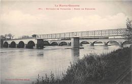 Environs De TOULOUSE - Ponts De Pinsaguel - Toulouse