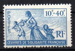 Col18  France Libre LVF N° 7 Neuf XX MNH Cote 6,00€ - Liberazione