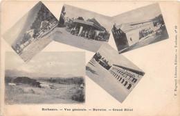 BARBAZAN - Vue Générale - Buvette - Grand Hôtel - Multivues - Barbazan