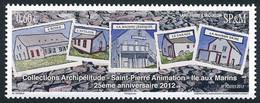 ST-PIERRE ET MIQUELON 2012 - Yv. 1048 **  - L'île Aux Marins  ..Réf.SPM12549 - Unused Stamps