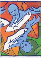 CARTE CREATEUR DUMOULIN-ERGON -68800 VIEUX THANN - Contemporanea (a Partire Dal 1950)