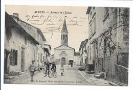 ALBIAS - Avenue De L'Eglise - Albias