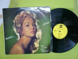 Le Trio Lou Bennett - 33t Vinyle - Dansez...Revez - Otros - Canción Francesa