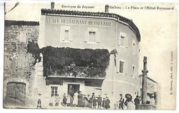 Environs De JOYEUSES - BALBIAC - La Place Et L'Hôtel Reynouard - Unclassified