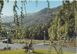 Bagnères De Bigorre - Centre Médical M.G.E.N. L'Arbizon : L'Isard Et Au Fond L'Arbizon - Bagneres De Bigorre