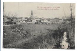 CAUSSADE - Vue Générale - Caussade
