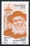 ST-PIERRE ET MIQUELON 2013 - Yv. 1076 **   Faciale= 0,55 EUR - Frère Sénier  ..Réf.SPM12559 - Unused Stamps