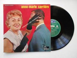 Anne-Marie CARRIERE (n'écoutez Pas Messieurs) 33 Tours 25 Cm (Lot 135) - Otros - Canción Francesa
