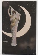 """Femme élégante"""" Croissant De Lune"""" - Donne"""
