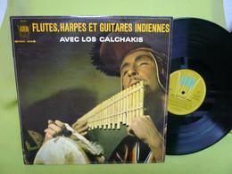 Los Calchakis - 33t Vinyle - Flutes/Harpes Et Guitares Indiennes - Otros - Canción Francesa
