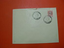 D 243 / TIMBRE DE LIBERATION SUR LETTRE - Collections