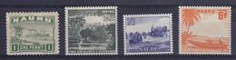 Nauru - Stamps Lot - SG 27A, 52, 55 & 63 - Mint Very Lightly Hinged - Otros