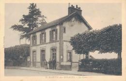 J123 - 14 - SAINT-MARTIN-DES-BESACES - Calvados - La Gare - Other Municipalities