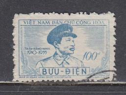 Vietnam Nord 1956 - Tran Dang Ninh, Mi-Nr. 45, Used - Vietnam
