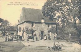 J123 - 14 - SAINT-DENIS-DE-MAISONCELLES - Calvados - Villière Louis, Cultivateur - Andere Gemeenten