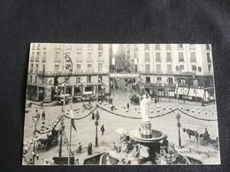 Carte Postale Nantes - La Place Royale - Nantes
