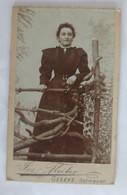 Geseke Ostmauer  Jos Fleiter Atelier  Frauen, Mode  CDV 1890 ♥ (64327) - Anciennes (Av. 1900)