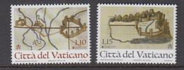 10.- VATICAN CITY 2020  EUROPA 2020 ANCIENT POSTAL ROUTES - Nuevos