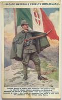 Militari Varie 124 - Il Milite Della Regia Guardia Di Finanza - Régiments