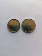 2 Monete Città Del Vaticano Da Cento 1961 E 1965 - 100 Lire