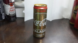 Israel-coca Cola-balagan-classic-(330ml)-used - Cannettes