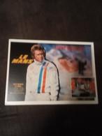 Carte Postale Cinéma Le Mans - Actores