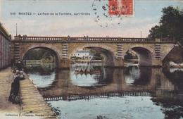 Nantes, Le Pont De La Tortière, Sur L'Erdre (pk75018) - Nantes