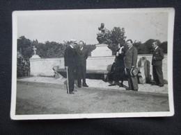 PHOTO SUEDE SWEDEN (V1822) VILLA FRIDHEM (2 Vues) Prince KARL Princesse EUGENIE De GRèCE 1935 Louis Schmidt - Aviation