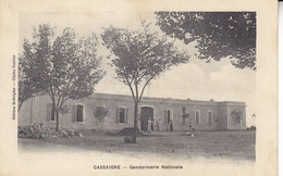 ALGERIE - CASSAIGNE - Gendarmerie Nationale - Andere Städte