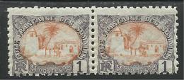 COTE FRANCAISE DES SOMALIS 1902 YT 37** - Nuevos