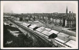Nantes - Cours Franklin Roosevelt Et Vue Panoramique - N° 905 Editions Nozais - Voir 2 Scans - Nantes