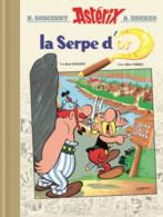 BD Luxe Astérix La Serpe D'or N2 épuisé - Prime Copie