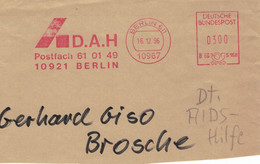 Deutsche Aids-Hilfe - 10967 Berlin 1996 D.A.H. - Geneeskunde