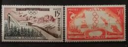 Monaco 1956 / Yvert N°442-443 / ** - Nuovi