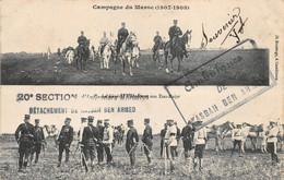 Général D'Amade Guerre Campagne Du Maroc Boussuge Casablanca - Unclassified