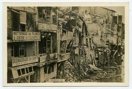 WWI. 1914-18. Verdun Bombardé. - War, Military