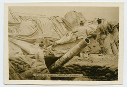 WWI. 1914-18. Pièce De Marine. Virginy ( Marne ) - War, Military