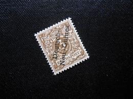 DR Mi 1a*MLH - Deutsche Kolonien (Neuguinea) 1899 - Mi 10,00 € - Geprüft Jäschke BPP - Colonia: Nueva Guinea