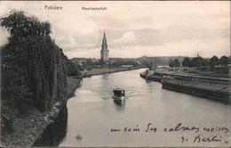 ! Alte Ansichtskarte Potsdam 1907, Havel - Potsdam