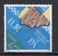 Espagne - Spain - Spanien 1978 Y&T N°2121 - Michel N°2368 *** - 12p Conseil De L'Europe - 1971-80 Nuovi