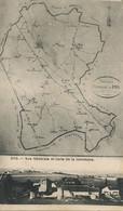 Dyo Carte Geographique De La Commune Et Vue Générale - Andere Gemeenten