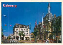 Cabourg - L' Hotel De Ville     O 407 - Cabourg