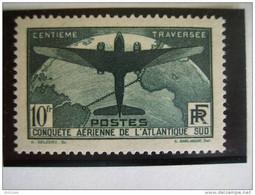 321   PROMOTION   De NOEL Superbe 10 Francs Vert Atlantique   Sans Charniere   (82) - Ungebraucht