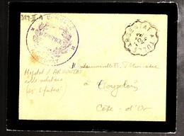 40018 - CORREZE ARGENTAT  HOSPICE - Guerre De 1914-18