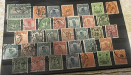 (stamps 29-11-2020) China - Selection Of Early Used Stamps - 35 - Sonstige