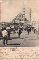 Thematiques Turquie Constantinople Mosquée Yéni Djami Stamboul - Turkey