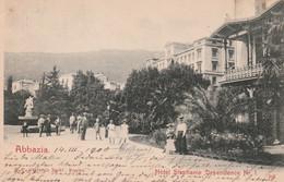Croatie Abbazia - Croatia