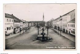 LEONFELDEN:  UNTERER  HAUPTPLATZ  -  PHOTO  -  KLEINFORMAT - Autres