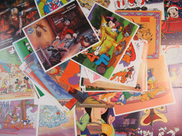 Disney 50 Diff. Blocks, Disney 50 Verschiedene Blöcke - Disney