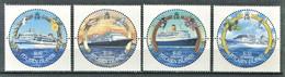 282 - PITCAIRN 2001 - Yvert 546/49 - Bateau Navire Cargo - Neuf ** (MNH) Sans Trace De Charniere - Islas De Pitcairn
